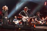 Hank Williams Jr Photo - 10 June 2016 - Nashville Tennessee - Justin Moore Hank Williams Jr Chris Janson 2016 CMA Music Festival Nightly Concert held at Nissan Stadium Photo Credit Laura FarrAdMedia