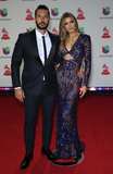 Ariadna Gutierrez Photo - 15 November 2018 - Las Vegas NV - Cedric Gervais Ariadna Gutierrez  2018 Latin Grammy arrivals at MGM Grand Garden Arena Photo Credit MJTAdMedia