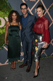 Lesley-Ann Brandt Photo - 25 September 2017 - West Hollywood California - Lesley-Ann Brandt Tom Ellis Tricia Helfer FOX Fall Premiere Party held at Catch LA Photo Credit F SadouAdMedia