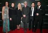 Aaron Taylor-Johnson Photo - 4 December 2019 - West Hollywood California - James Frey Juliette Lewis Odessa Young Sam Taylor-Johnson Aaron Taylor-Johnson Giovanni Ribisi Special Screening Of Momentum Pictures A Million Little Pieces held at The London Hotel Photo Credit FSAdMedia