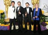 Alexandre Espigares Photo - 02 March 2014 - Hollywood California - Matthew McConaughey Laurent Witz Alexandre Espigar Kim Novak 86th Annual Academy Awards held at the Dolby Theatre at Hollywood  Highland Center Photo Credit AdMedia