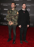 Andy Hurley Photo - 10 December 2016 - Hollywood California - Pete Wentz Andy Hurley Rogue One A Star Wars Story World Premiere held at Pantages Theater Photo Credit F SadouAdMedia