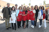 Angelica Vale Photo - 06 September 2018-  Hollywood California - Leron Gubler Kate Linder Amy Aquino Anglica Mara Erin Murphy Ellen K Angelica Vale Catherine Bach Ana Martinez Anne-Marie Johnson Hollywood Chamber Of Commerces 24th Annual Police and Firefighter appreciation Day held at LAPD Hollywood Division Photo Credit Faye SadouAdMedia