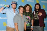 Adam DeVine Photo - 14 July 2012 - San Diego California - Anders Holm Adam DeVine Blake Anderson Kyle Newacheck Entertainment Weeklys Comic-Con 2012 Celebration held at the Hard Rock Hotel Float Lounge Photo Credit Byron PurvisAdMedia