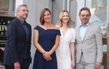 Bryan Cranston Photo - 20 August 2018 - Hollywood California - Steve Carell Jennifer Garner Judy Greer and Bryan Cranston Jennifer Garner Honored with Star On The Hollywood Walk Of Fame Photo Credit Faye SadouAdMedia