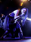 Evanescence Photo - January 22 2012 - Atlanta GA - Hit rock band Evanescence made a stop on their tour at The Tabernacle in downtown Atlanta and performed for a packed house Photo credit Dan HarrAdMedia
