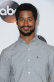 Alfred Enoch Photo - 10 January 2017 - Pasadena California - Alfred Enoch Disney ABC Television Group TCA Winter Press Tour 2017 held at the Langham Huntington Hotel Photo Credit Birdie ThompsonAdMedia
