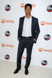Alfred Enoch Photo - 4 August 2015 - Beverly Hills California - Alfred Enoch Disney ABC Television Group 2015 TCA Summer Press Tour held at the Beverly Hilton Hotel Photo Credit Byron PurvisAdMedia