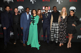 Amber Rose Photo - 14 January 2019 - Hollywood California - Josh Stewart Royce Johnson Amber Rose Revah Giorgia Whigham Jon Bernthal Ben Barnes Jason R Moore Deborah Ann Woll Floriana Lima Marvels The Punisher Seasons 2 Premiere held at ArcLight Hollywood Photo Credit Faye SadouAdMedia