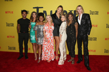 Anjelika Washington Photo - 9 September 2019 - Los Angeles California - Rico Paris Clara Wilsey Anjelika Washington Angela Kinsey Ava Michelle Sabrina Carpenter Nia Sioux Luke Eisner Premiere Of Netflixs Tall Girl held at Netflix Home Theater Photo Credit FSadouAdMedia