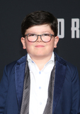 Archie Yates Photo - 15 October 2019 - Los Angeles California - Archie Yates Premiere Of Fox Searchlights Jojo Rabbit held at Post 43 Photo Credit FayeSAdMedia
