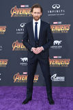 Tom   Hiddleston Photo - 23 April 2018 -  Hollywood California - Tom Hiddleston Disney and Marvels Avengers Infinity War Los Angeles Premiere held at Dolby Theater Photo Credit Birdie ThompsonAdMedia