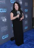 Ann Dowd Photo - 11 January 2018 - Santa Monica California - Ann Dowd 23rd Annual Critics Choice Awards held at Barker Hangar Photo Credit Birdie ThompsonAdMedia