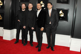Andy Hurley Photo - 10 February 2019 - Los Angeles California - Patrick Stump Andy Hurley Pete Wentz Joe Trohman Fall Out Boy 61st Annual GRAMMY Awards held at Staples Center Photo Credit AdMedia