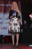Wayne Newton Photo - 02 December 2017 - Las Vegas NV - Holly Madison 2017 Las Vegas Great Santa Run Kickoff with Grand Marshals Wayne Newton and Holly Madison at The Fremont Street Experience Photo Credit MJTAdMedia