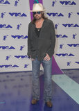 Billy Ray Cyrus Photo - 27 August  2017 - Los Angeles California - Billy Ray Cyrus 2017 MTV Video Music Awards held at The Forum in Los Angeles Photo Credit Birdie ThompsonAdMedia