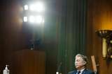 Foreigner Photo - Sen Rand Paul (R-Ky) is seen during a Senate Foreign Relations Committee confirmation hearing for nominee for Administrator of the United States Agency for International Development Samantha Power on Tuesday March 23 2021Credit Greg Nash  Pool via CNPAdMedia