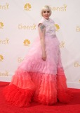 Lena Dunham Photo - 25 August 2014 - Los Angeles California - Lena Dunham 66th Annual Primetime Emmy Awards - Arrivals held at Nokia Theatre LA Live Photo Credit Byron PurvisAdMedia