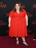 Chrissy Metz Photo - 09 March 2020 - Hollywood California - Chrissy Metz Disneys Mulan Los Angeles Premiere held at Dolby Theater Photo Credit Birdie ThompsonAdMedia