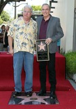 Neil Diamond Photo - 10 August 2012 - Hollywood California - Neil Diamond Randy Newman Neil Diamond is honored with the 2465th star on the Walk of Fame from The Hollywood Chamber of Commerce as he celebrates the 40th anniversary of his Hot August Night Album Photo Credit Russ ElliotAdMedia