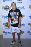 Austine Mahone Photo - 08 April 2017 - Las Vegas Nevada - Austin Mahone Austin Mahone celebrates his 21st birthday at Las Vegas hottest dayclub REHAB Beach Club at Hard Rock Hotel  Casino Photo Credit MJTAdMedia