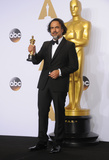 Alejandro Gonzalez Inarritu Photo - 28 February 2016 - Hollywood California - Alejandro Gonzalez Inarritu 88th Annual Academy Awards presented by the Academy of Motion Picture Arts and Sciences held at Hollywood  Highland Center Photo Credit Byron PurvisAdMedia