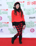 Amber Martinez Photo - 01 December 2019 - Hollywood California - Amber Martinez The 88th Annual Hollywood Christmas Parade  held at Hollywood Blvd Photo Credit Birdie ThompsonAdMedia