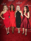 Alison Sweeney Photo - 04 December 2017 - Los Angeles California - Alison Sweeney Holly Robinson Peete Lacey Chabert Rachel Boston Hallmark Channel Screening of Christmas at Holly Lodge held at The Grove Photo Credit F SadouAdMedia