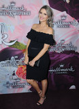 Ali Fedotowsky Photo - 13 January 2018 - Pasadena California - Ali Fedotowsky Hallmark Channel and Hallmark Movies  Mysteries Winter 2018 TCA Event held at Tournament House Photo Credit Birdie ThompsonAdMedia
