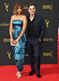 Amber Stevens-West Photo - 14 September 2019 - Los Angeles California - Amber Stevens West Andrew J West 2019 Creative Arts Emmys Awards - Arrivals held at Microsoft Theater LA Live Photo Credit Birdie ThompsonAdMedia