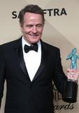 Bryan Cranston Photo - 29 January 2017 - Los Angeles California - Bryan Cranston 23rd Annual Screen Actors Guild Awards held at The Shrine Expo Hall Photo Credit F SadouAdMedia