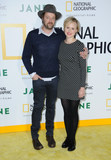 ALLISON PILL Photo - 09 October  2017 - Hollywood California - Joshua Leonard Allison Pill LA premiere of National Geographic Documentary Films Jane held at Hollywood Bowl in Hollywood Photo Credit Birdie ThompsonAdMedia