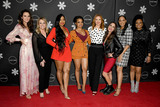Ashanti Photo - 22 October 2019 - Westwood California - Hilarie Burton Melissa Joan Hart Ashanti Ashanti Douglas Kyla Pratt Sarah Drew Soleil Moon Frye Tia Mowry-Hardrict Kim Fields 2019 Its A Wonderful Lifetime Holiday Party held at STK Los Angeles Photo Credit Birdie ThompsonAdMedia