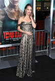 Alicia Vikander Photo - 12 March 2018 - Hollywood California - Alicia Vikander Tomb Raider Los Angeles Premiere held at TCL Chinese Theatre Photo Credit Birdie ThompsonAdMedia