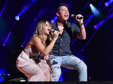 Alison Victoria Photo - 12 June 2015 - Nashville Tennessee - David Bromstad of HGTV Alison Victoria of HGTV Kitchen Crashers 2015  CMA Music Festival Nightly Concert held at LP Field Photo Credit Laura FarrAdMedia