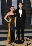 Alex Shibutani Photo - 04 March 2018 - Los Angeles California - Maia Shibutani Alex Shibutani 2018 Vanity Fair Oscar Party hosted following the 90th Academy Awards held at the Wallis Annenberg Center for the Performing Arts Photo Credit Birdie ThompsonAdMedia