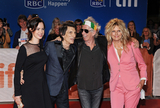 Patti Hansen Photo - 16 September 2016 - Toronto Ontario Canada - Sally Humphreys Ronnie Wood Keith Richards and Patti Hansen The Rolling Stones Ole Ole Ole A Trip Across Latin America Premiere during the 2016 Toronto International Film Festival held at Roy Thomson Hall Photo Credit Brent PerniacAdMedia