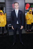 Nicholas Hamilton Photo - 05 September  2017 - Hollywood California - Nicholas Hamilton World Premiere of IT held at TCL Chinese Theater in Hollywood Photo Credit Birdie ThompsonAdMedia