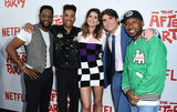 Jordan Rock Photo - 15 August 2018 - Hollywood California - Blair Underwood Kyle Harvey Shelley Henning Harrison Holzer Jordan Rock Netflixs After Party Los Angeles Premiere held at Arclight Hollywood  Photo Credit Birdie ThompsonAdMedia