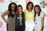 McClain Sisters Photo - 12 August 2012 - Culver City California - Sierra McClain Lauryn McClain China McLain The McClain Sisters Holly Robinson Peete 3rd Annual My Brother Charlie Family Fun Festival held at Culver Studios Photo Credit Byron PurvisAdMedia