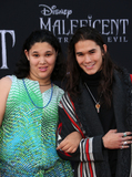BooBoo Stewart Photo - 30 September 2019 - Hollywood California - Sage Stewart Booboo Stewart World Premiere Of Disneys Maleficent Mistress Of Evil held at El Capitan theatre Photo Credit FSadouAdMedia