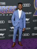 Aubrey Joseph Photo - 22 April 2019 - Los Angeles California - Aubrey Joseph Marvel Studios Avengers Endgame Los Angeles Premiere held at Los Angeles Convention Center Photo Credit Birdie ThompsonAdMedia