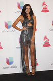 Genesis Photo - 19 November 2015 - Las Vegas Nevada -  Genesis Rodriguez  2015 Latin Grammy Awards Press Room at the MGM Grand Garden Arena Photo Credit MJTAdMedia