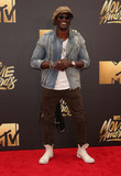 Aldis Hodges Photo - 09 April 2016 - Burbank California - Aldis Hodge 2016 MTV Movie Awards held at Warner Bros Studios Photo Credit SammiAdMedia