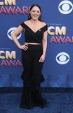 Hillary Lindsey Photo - 15 April 2018 - Las Vegas NV - Hillary Lindsey  2018 ACM Awards Red Carpet arrivals at MGM Grand Garden Arena Photo Credit MJTAdMedia