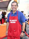 Antonio Villaraigosa Photo - 21 November 2018 - Los Angeles California - Antonio Villaraigosa 2018 LA Mission Thanksgiving held at LA Mission Photo Credit Birdie ThompsonAdMedia