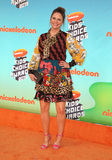 Andrea Barber Photo - 23 March 2019 - Los Angeles California - Andrea Barber 2019 Nickelodeon Kids Choice Awards held at The USC Galen Center Photo Credit Faye SadouAdMedia