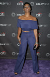 Afton Williamson Photo - 8 September 2018 - Beverly Hills California - Afton Williamson  The Rookie at The Paley Center for Medias 2018 PaleyFest Fall TV Previews - ABC held at The Paley Center for Media Photo Credit PMAAdMedia