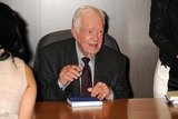 Jimmy Carter Photo - 28 March 2014 - Los Angeles California - Jimmy Carter Jimmy Carters A Call to Action Women Religion Violence and Power Book Signing held at Barnes  Noble at The Grove Photo Credit Byron PurvisAdMedia