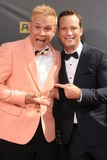 George Gray Photo - 26 April 2015 - Burbank California - George Gray Mike Richards The 42nd Annual Daytime Emmy Awards - Arrivals held at Warner Bros Studios Photo Credit Byron PurvisAdMedia